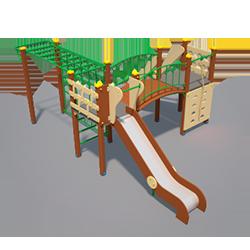 Игровое оборудование для детских садов и улицы