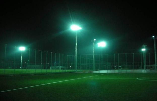 Линейные системы освещения спортивных объектов