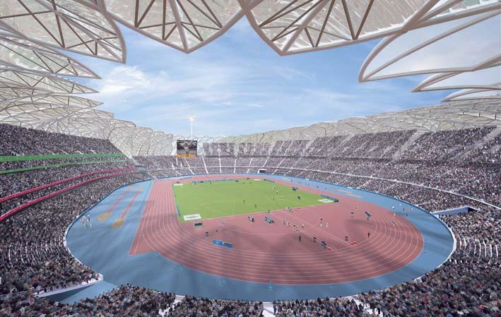 спортивное покрытие на олимпиаде