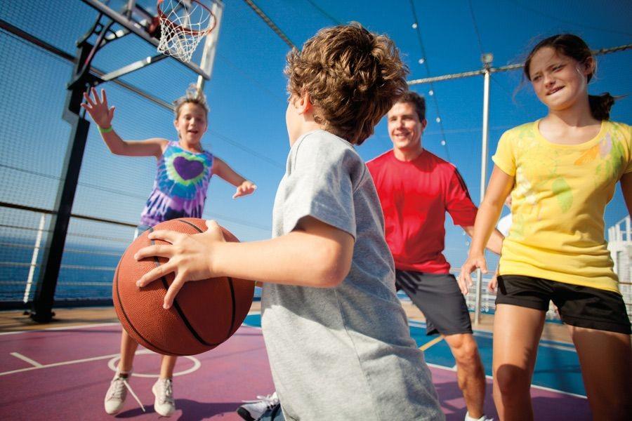спортивные площадки-путь к здоровью
